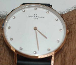 reloj de pulsera Geluen