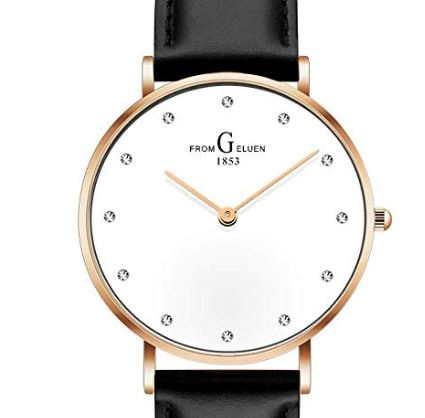 reloj minimalista Geluen