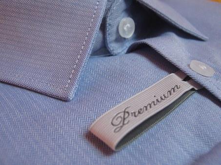 cuello camisa